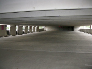 parking vide